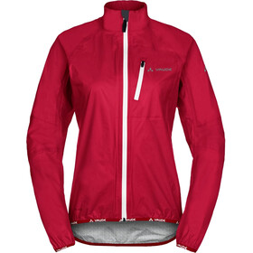 VAUDE W's Drop III Jacket indian red